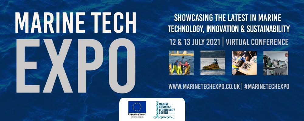 Marine Tech Expo 12 & 13 July 2021