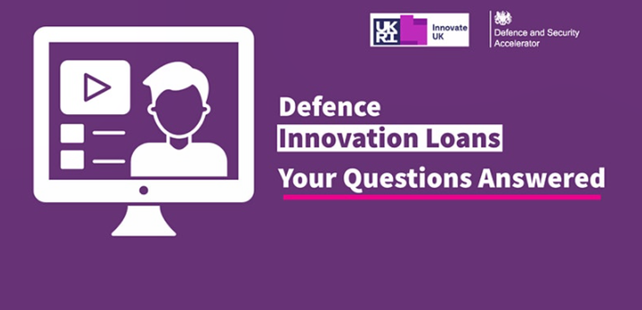 Defence Innovation Loans: Your questions answered- 9 September 2021