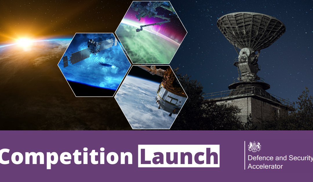 Launch of Space to Innovate Campaign Bravo Drop- DASA